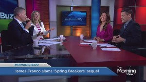James Franco angry over Spring Breakers 2 snub